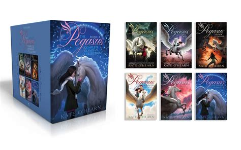 the pegasus mythic collection books 1 6 the of olympus olympus at war the new olympians origins of olympus rise of the the end of olympus books the pegasus complete olympian collection book by kate o