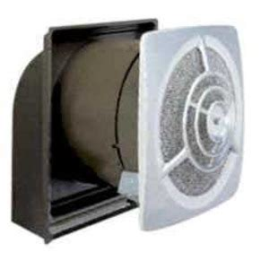 broan through the wall exhaust fan broan nutone 509 509n broan 8 quot thru wall fan 180cfm wh