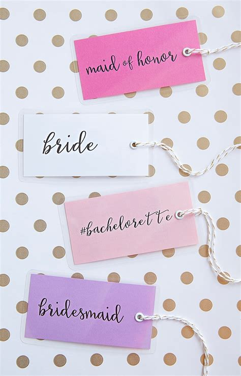 free printable wedding luggage tags luggage tag ideas for your fly away wedding diy and