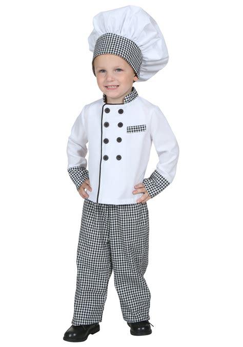 diy chef costume toddler chef costume