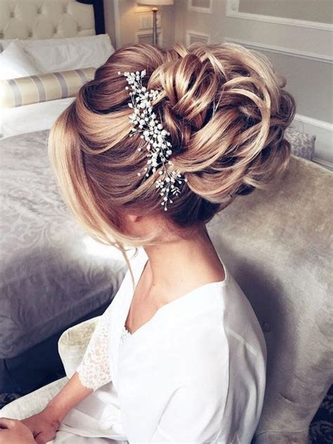 Wedding Updo Hairstyle Ideas by 1000 Ideas About Wedding Hairstyles On