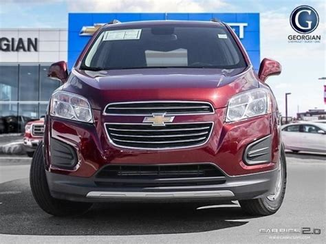 georgian buick v 233 hicule chevrolet trax 2016 usag 233 224 vendre 224 barrie