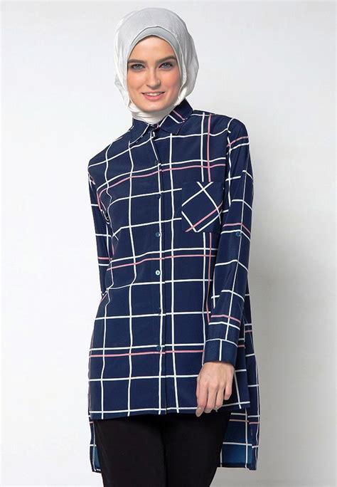 Valen Kemeja Wanita Panjang Baju Wanita Terbaru Baju Murah 27 model kemeja wanita 2018 paling kekinian fashion modern 2018