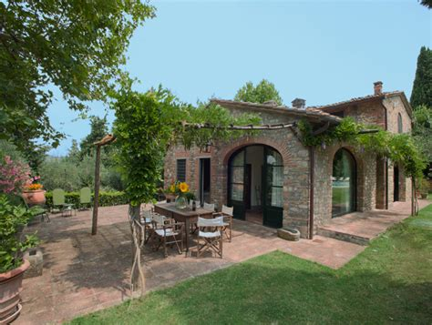 cottage italy italy villa rentals cottage rental in san casciano val
