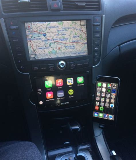 just installed alpine ilx 007 aka apple carplay