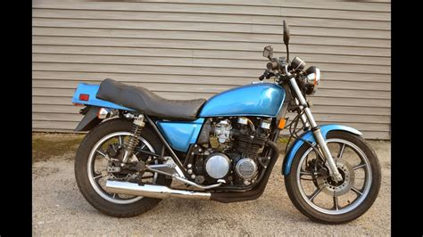 Kawasaki Kz750 For Sale by 1981 Kawasaki Kz750 E2 Std Sale Pending
