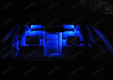 led car interior lights ijdmtoy for automotive