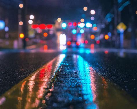themes lenovo a396 mobile9 download rainy city night lenovo vibe shot hd wallpapers