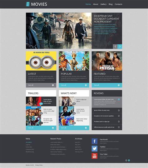 theme exles of movies great movie wordpress theme photos exle resume ideas