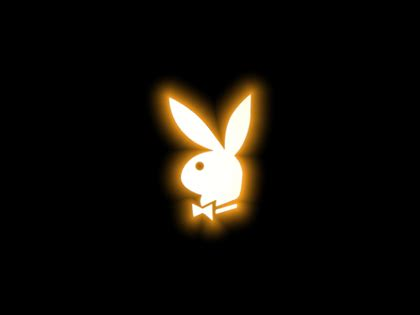 glowing playboy bunny photo by jamesgreater photobucket