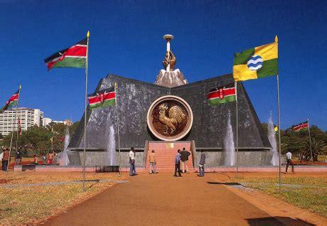 power, politics and public monuments in nairobi, kenya