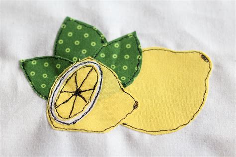 free applique free motion applique with a free itch to stitch