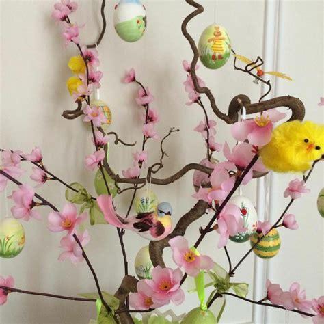 Decorazioni Pasquali Fai Da Te by 1001 Idee Per Realizzare Un Albero Di Pasqua Fai Da Te