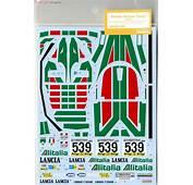 アリタリア ストラトス ターボ 1977 デカールセット デカール 商品画像1