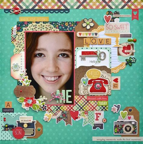 scrapbook layout magazine 32 best images about simple stories design team projects