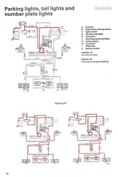 volvo 240 wiring diagrams wiring diagram manual
