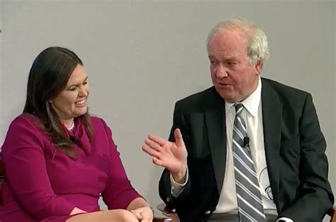 cspan house veteran white house press secretary nails sarah sanders on national tv