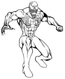 venom coloring pages vs venom coloring pages coloring home