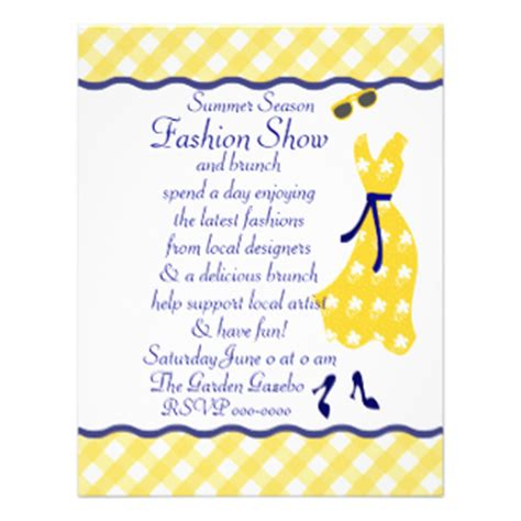 fashion invitation card template fashion show invitation templates 500 fashion show
