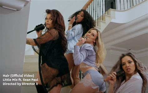 sexy house music video little mix dance around in skimpy pyjamas for new music