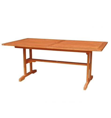 72 outdoor dining table 72 inch outdoor dining trestle table wood you