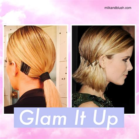 Simple Bobby Pin Hairstyles by Hair Trend Bobby Pin Hairstyles Hair Extensions