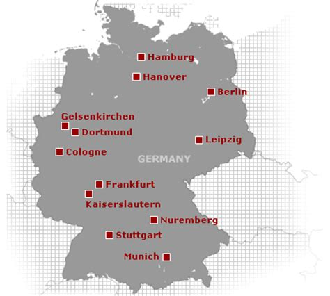 world cup host cities map sport football world cup 2006 venues world cup