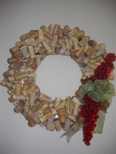 Monogrammed Wreath With Wine Corks 64 Best Images About Corky On Wine Bottle Corks Wine Cork Monogram And Monograms