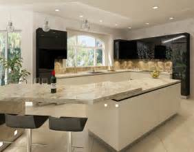 Contemporary Kitchen Island - kitchen designs contemporary kitchen islands and