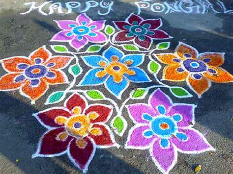 flower design muggulu tamiltvshows pongal sankranthi muggulu photos sankranti