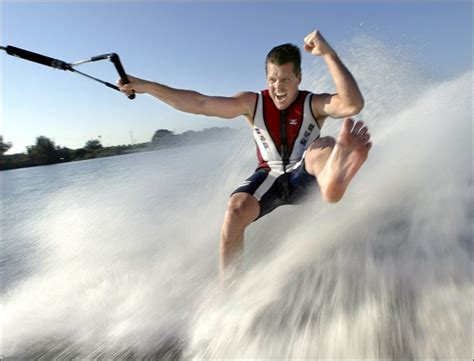 water skiing boat safety dangers of the water ski aqua skier
