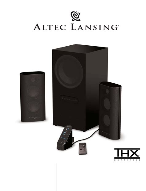 altec lansing home theater system mx5021 user guide
