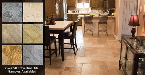 Ceramic Tile Flooring Pros And Cons The Pros And Cons Of Travertine Tile Flooring Floor Coverings International Woodbury