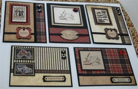 mens cards to make masculine card challenge by rosekathleenr cards and