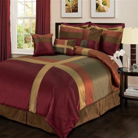 8 King Comforter Set by King Size Bedding Sets Lush Decor Iman 8 Comforter