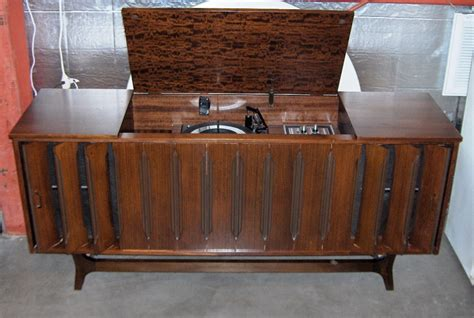 vintage stereo cabinet with turntable vintage hi fi stereo cabinet mf cabinets