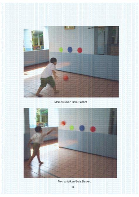 Bola Basketring pembelajaran fisik motorik