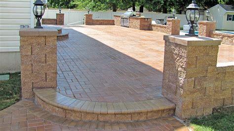 paver patio nj paver patio nj paver patios in new jersey walkways