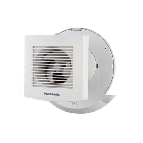 Tv Dinding Panasonic harga jual panasonic fv 15egk1 exhaust fan wall dinding 6 inch putih sejuk elektronik