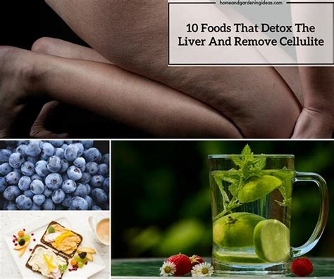 10 Foods That Detox The by 10 Foods That Detox The Liver And Remove Cellulite Home