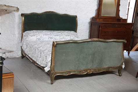 cing bed roll all original gorgeous quality french upholstered roll top