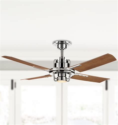 Peregrine Industrial Led Ceiling Fan Peregrine