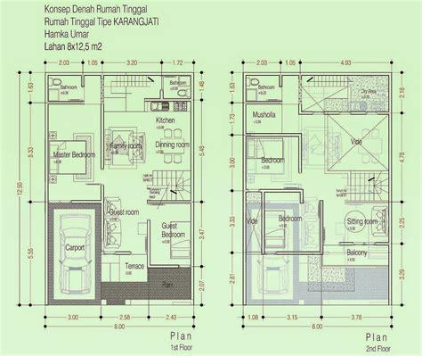 desain kamar di lantai 2 desain rumah minimalis 2 lantai 5 kamar gambar foto