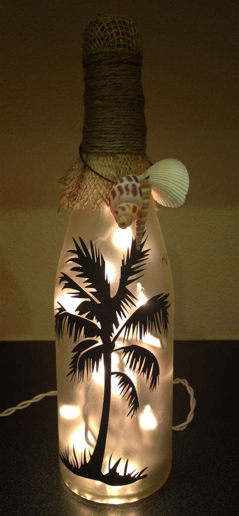Beach Themed Home Decor Ideas by Diy Wonderful Glass Bottle Art That Will Boost Your Creativity