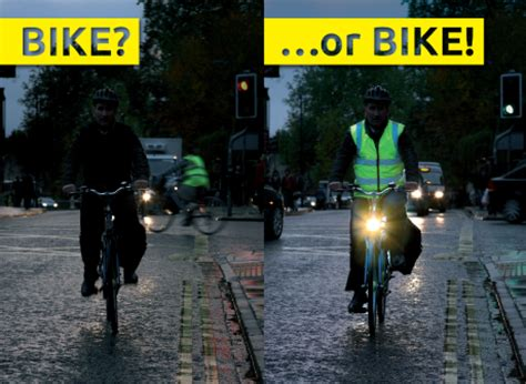 cycling lights for night riding be bright use lights at night i travel york