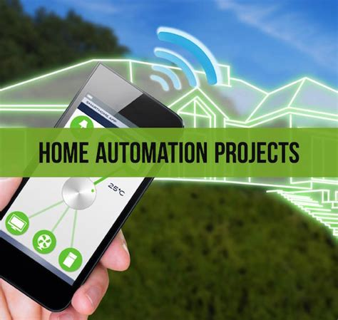 50 home automation projects for engineering students