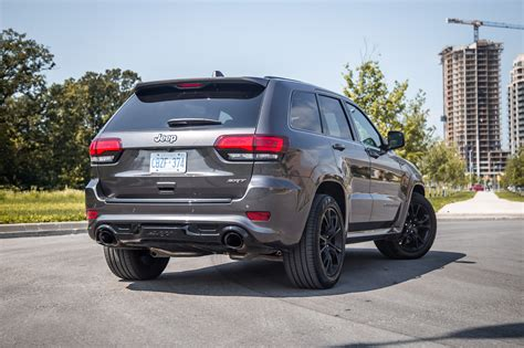 Jeep Srt by Jeep Grand Srt City Car