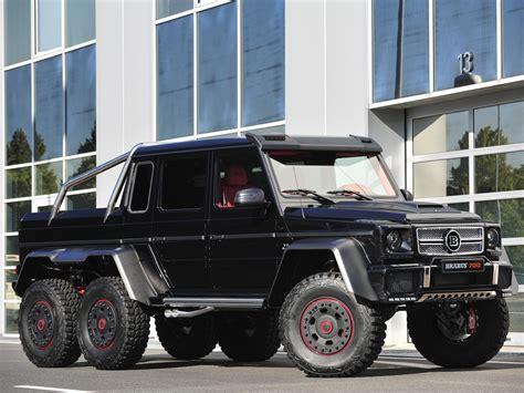 mercedes benz jeep custom 2013 brabus mercedes benz g63 amg 6x6 w463 suv custom