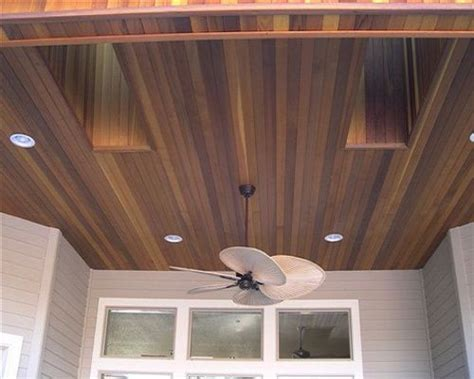 Tongue And Groove Cedar Ceiling by Tongue And Groove Cedar On Ceiling 1970s Modern Home