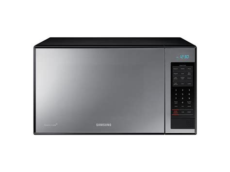 Top Countertop Microwaves by 1 4 Cu Ft Countertop Microwave With Powergrill Microwaves Mg14h3020cm Aa Samsung Us